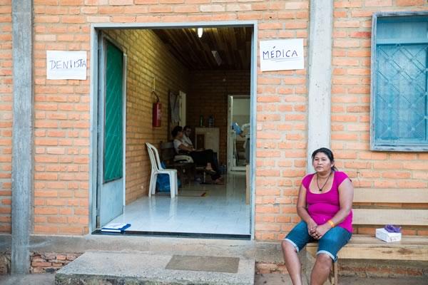 Krankenhaus Südamerika